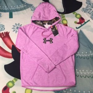 Nwt Under Armour Realtree Hoodie